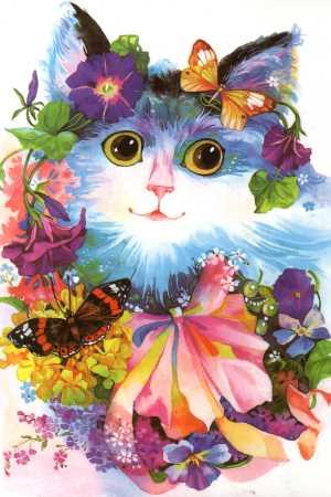 Тваринки - листівки та привітання, #108