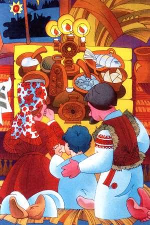 Різдво - листівки та привітання, #196