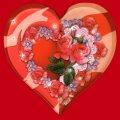 Листівка #780 з розділу День Св. Валентина