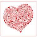 Листівка #2979 з розділу День Св. Валентина