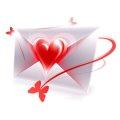 Листівка #2982 з розділу День Св. Валентина
