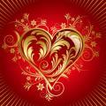 Листівка #2990 з розділу День Св. Валентина