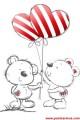 Листівка #3448 з розділу День Св. Валентина