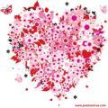 Листівка #3449 з розділу День Св. Валентина