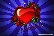 Листівка #3455 з розділу День Св. Валентина