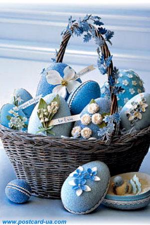 Великдень - листівки та привітання, #3599